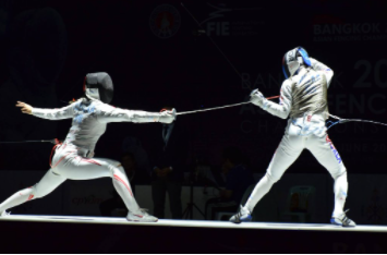 History of fencing